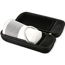 Bose SoundLink Revolve+ Case, ProCase Hard EVA Storage Travel Bag Carrying Case for Bose SoundLink Revolve+ Plus Bluetooth Speaker -Black