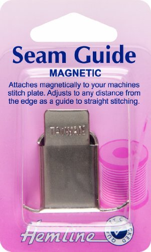 Hemline Magnetic Seam Guide for Sewing Machines