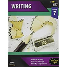 Steck-Vaughn Core Skills Writing: Workbook Grade 7