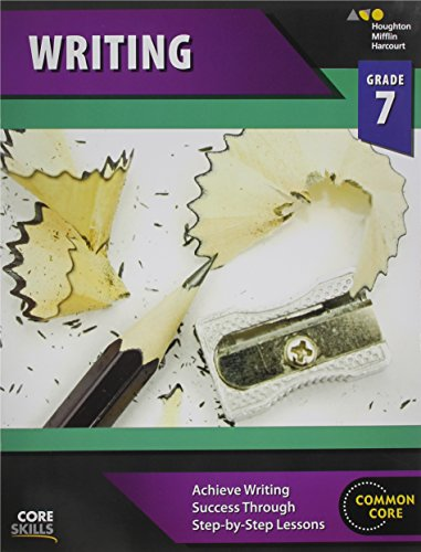 Steck-Vaughn Core Skills Writing: Workbook Grade 7 ()
