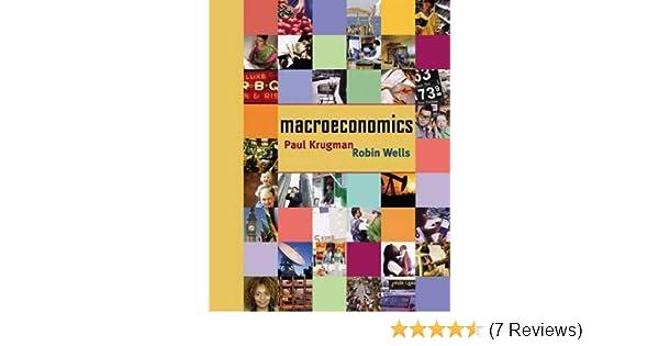Macroeconomics 9780716752288 economics books amazon fandeluxe Gallery