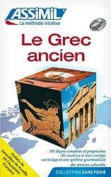 Le Grec ancien ; Livre