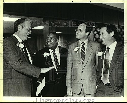 Vintage Photos 1990 Press Photo Tommy Adkisson  President Of Southside Chamber Of Commerce