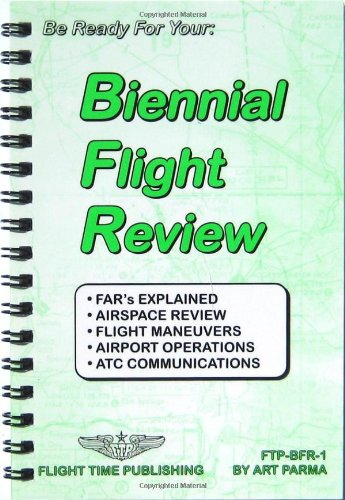 Biennial flight review (Flight bag series)
