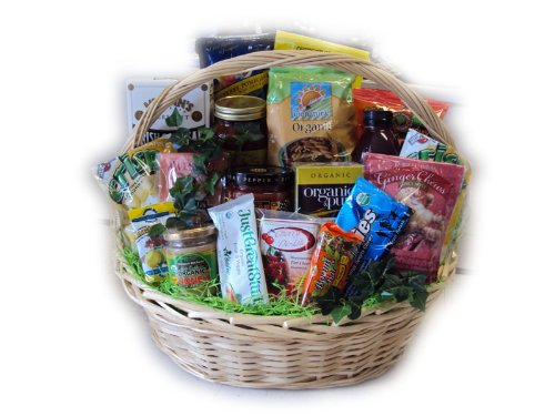 Marathon Runner Deluxe Gift Basket by Well Baskets