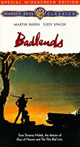 Badlands (25th Anniversary Edition) [VHS]