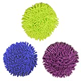 Microfiber Mop Head Refill for Magic Mop 360° Spin Replacement C03 (1B1G1P)