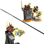 LEGO-NINJAGO-Creatura-Mino-di-Zane-Set-di-Costruzioni-e-Gioco-da-Tavolo-2in1-71719
