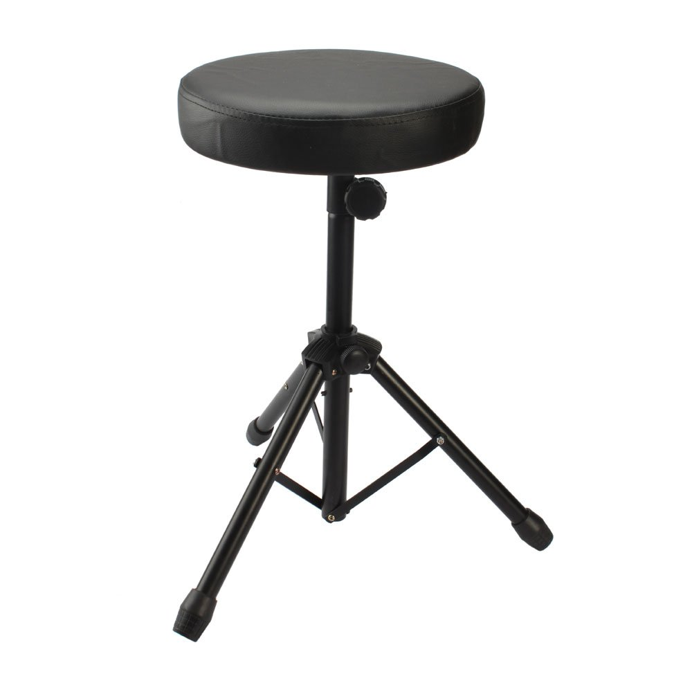 Amazon.com Adjustable Folding Percussion Drum Stool Round Throne Seat Black Musical Instruments  sc 1 st  Amazon.com & Amazon.com: Adjustable Folding Percussion Drum Stool Round Throne ... islam-shia.org