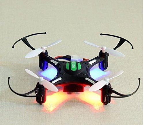 Eachine H8 Mini Quadcopter Drone Headless Mode Remote Control Nano Quadcopter RTF Mode 2 (Black)