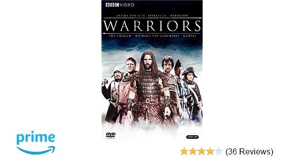 Amazon.com: Warriors (DVD): Anthony Flanagan, Rory McCann ...