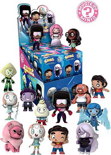 Universe Mini Figures - Steven Universe Mystery Assorted Mini Vinyl Figures, Set of 12