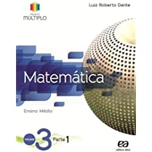 Matemática - Volume 3. Coleção Projeto Múltiplo