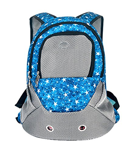 Tee Combo Pack (Hii-Yo Traveler Bubble Backpack Pet Carriers Airline Travel Carrier Switchable Mesh Panel for Cats and Dogs)