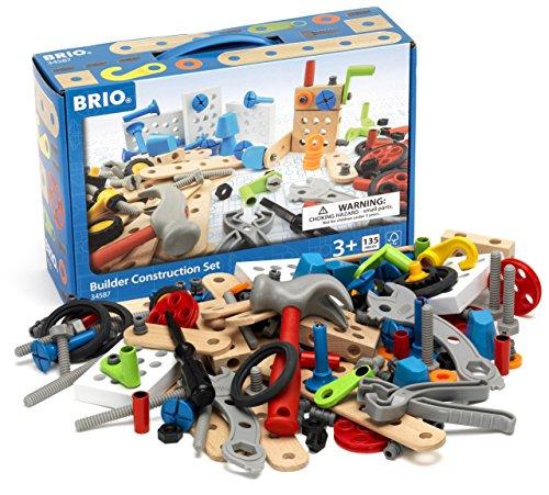 Brio Builder Construction Set Building Kit