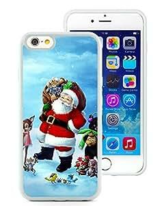 Recommend Design iPhone 6 Case,Santa Claus White iPhone 6 4.7 Inch TPU Case 27