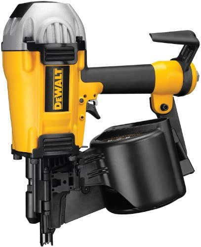 DEWALT D51855 Coil Framing Nailer 1-1 2-Inch To 3-1 2-Inch