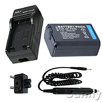 Cargador de batería ARBUYSHOP para Sony Alpha 7, a7, 7R, A7R ...