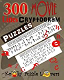 Cryptograms - Movie Lines, Volume 3, 300 Puzzles