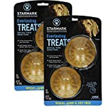 Cheap StarMark Everlasting Treat, Wheat, Corn and Soy Free, Large [2-Pack]