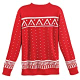 Animated Crackling Fireplace Ugly Christmas Sweaters The