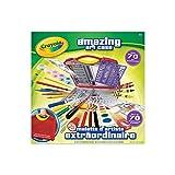 Best Kid Art Supplies - Crayola Amazing Art Case Review