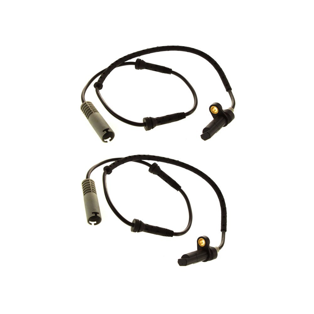 Evan-Fischer EVA15372064110 ABS speed sensor Set of 2 for BMW 528I/540I 97-98 Rear RH or LH With Harness