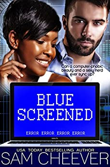 Blue Screened by [Cheever, Sam]