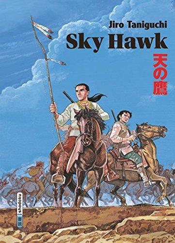 Sky Hawk Taschenbuch – 30. Juli 2010 Jiro Taniguchi Schreiber & Leser 3941239368 Manga