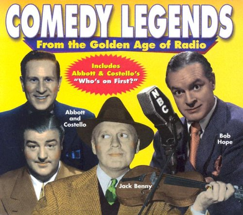 Comedy Legends from Golden Age of Radio pdf epub
