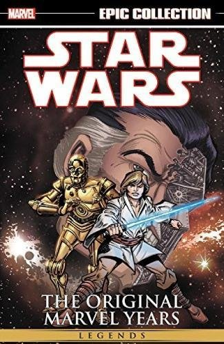 Star Wars Legends Epic Collection: The Original Marvel Years Vol. 2 (Epic Collection: Star Wars Legends: The Original Marvel Years) (Star Wars Omnibus Marvel Years)
