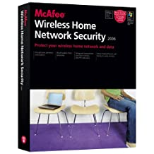 McAfee Wireless Home Security 2006