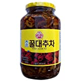 Ottogi Honey Jujube Tea 35oz. (꿀대추차 1kg) 1 Bottle