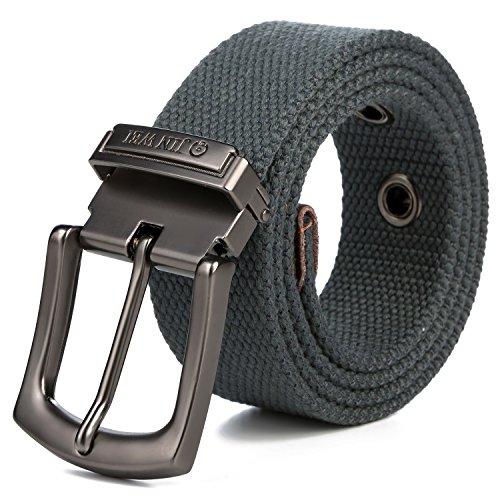ITIEZY Men Canvas Belt 1.5