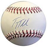 Troy Tulowitzki Signed Baseball - Official Major League ) - Autographed Baseballs