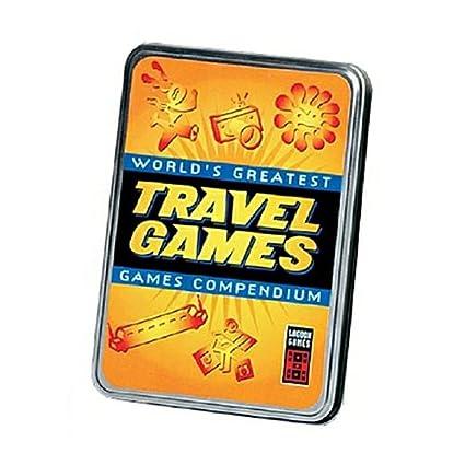 Amazon.com: Laguna Tarjeta de juegos de viaje Juegos ...