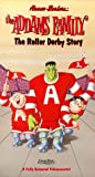 Addams Family Animated:Roller Derby [VHS]