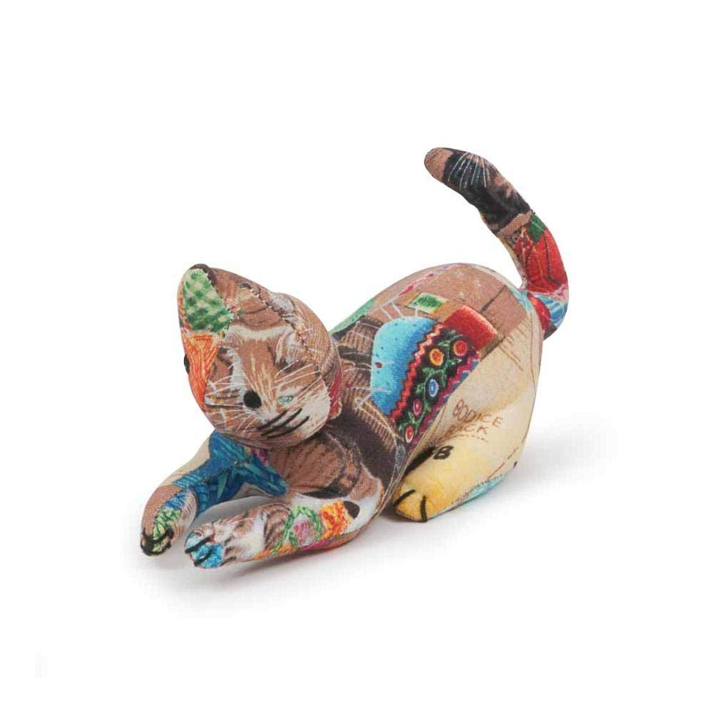 Hobbygift Classic Collection: Cat Pin Cushion: Haby Cats | PCCAT_484 Haberdashery Hobby Gift