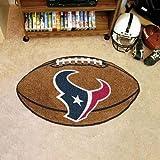 "Fan Mats Houston Texans Football Rug, 22"" x 35"""
