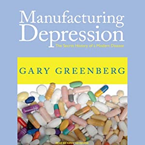 Manufacturing Depression Audiobook