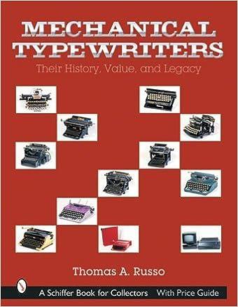 Mechanical Typewriters