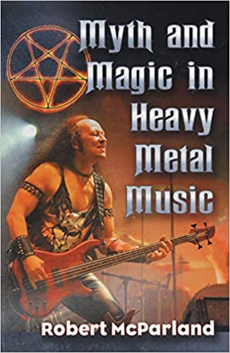 Image result for myth and magic in heavy metal music