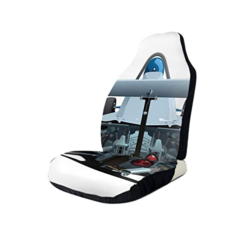 Amazon Com Gultmee Car Front Seat Covers Vehicle Protector
