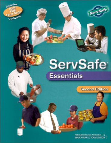 ServSafe Essentials, Second Edition (with the Scantron Certification Exam Form)