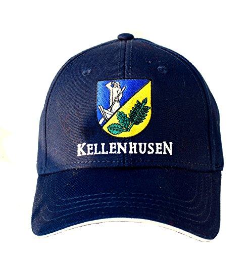 Kellenhusen - Gorra de béisbol - para hombre Azul marine 59