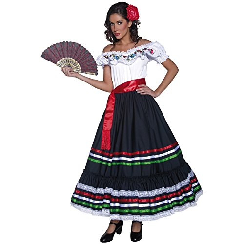 Mariachi Costumes Ideas - Smiffys Authentic Western Sexy Senorita