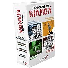Caixa especial Clássicos em mangá