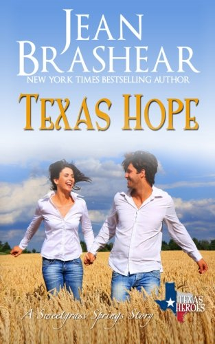 book cover of Texas Hope