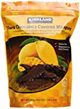 Kirkland Dark Chocolate Covered Mangoes 19.4 oz. (Pack of 2)