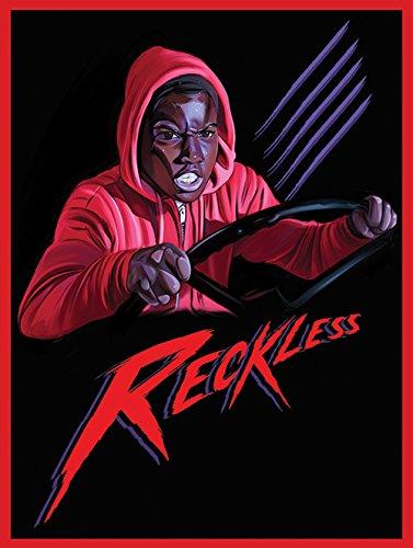 777 Tri-Seven Entertainment Reggie the Reckless Poster Frida